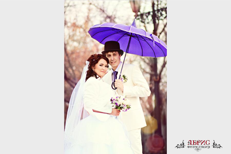 Сиреневая свадьба…. в испанском стиле…
