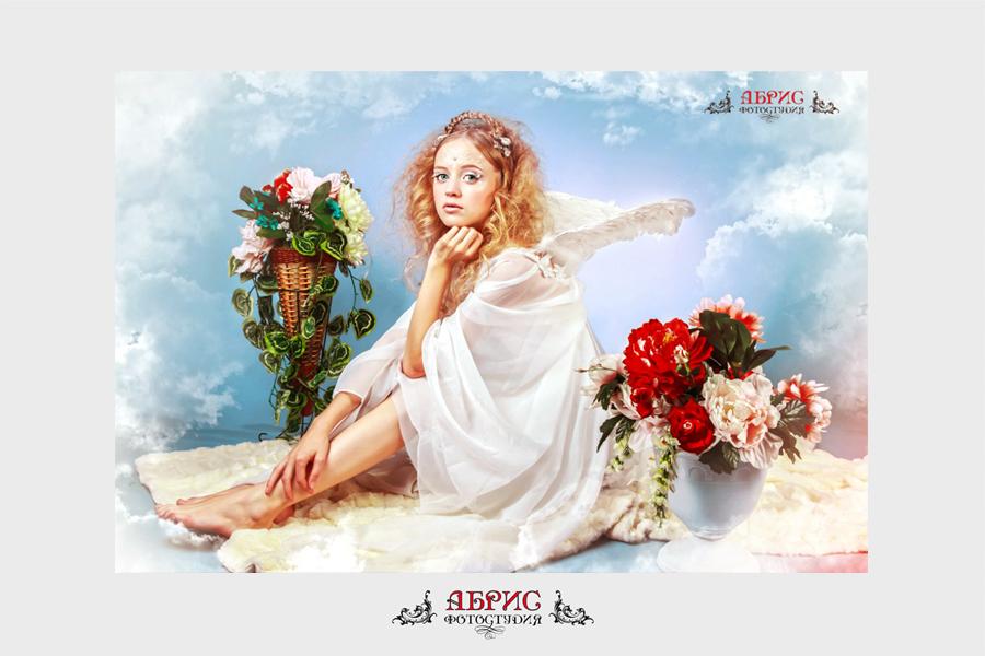 Фото проект «Ангелы и демоны» Ангел…