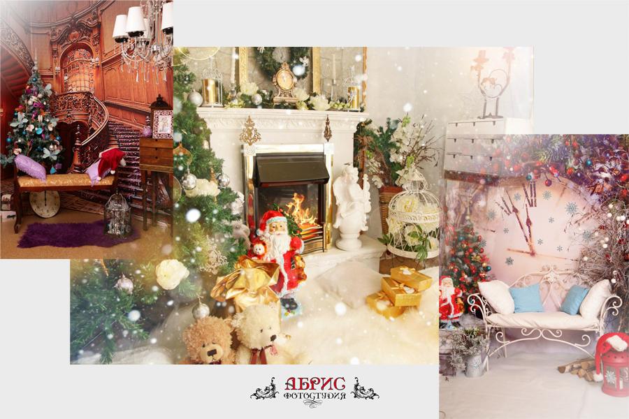 Новогодние и не только декорации! Фотостудия АБРИС г Томск, тел 33-11-27, Звоните, записывайтесь…