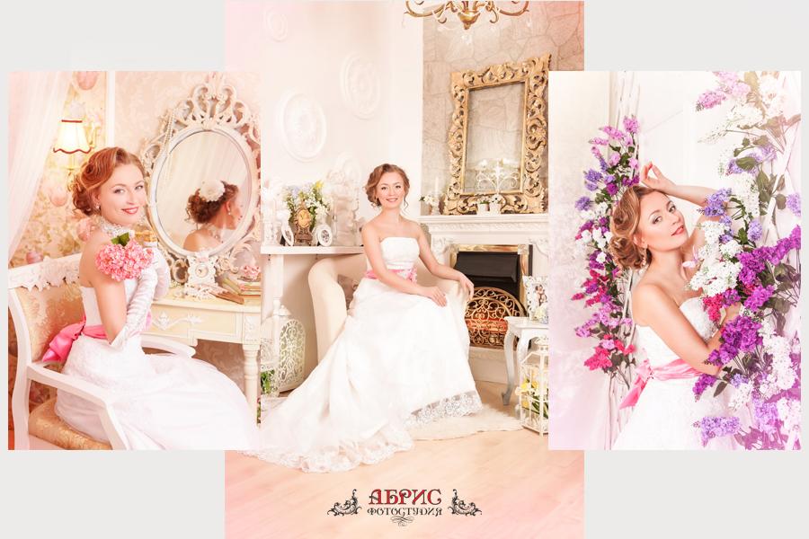Свадебные сборы невесты!!!